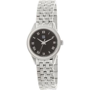 Esq Women's Harrison 07101303 Silver Stainless-Steel Swiss Quartz Watch
