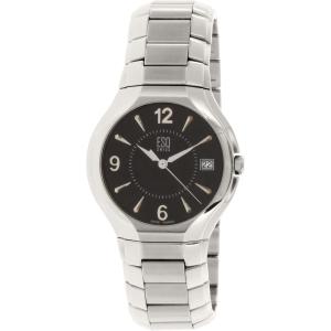 Esq Men's Venture 07300744 Silver Stainless-Steel Swiss Quartz Watch