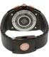 Esq Men's Fusion 07301322 Black Silicone Swiss Quartz Watch - Back Image Swatch