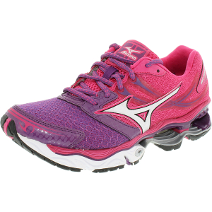 Mizuno Women's Creation 14 Ankle-High Fabric Running Shoe