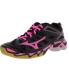 Mizuno Women's Wave Lightining Rx3 Ankle-High Fabric Running Shoe - Main Image Swatch