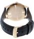 Emporio Armani Men's AR1915 Brown Leather Quartz Watch - Back Image Swatch