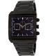 Armani Exchange Men's AX2222 Black Stainless-Steel Quartz Watch - Main Image Swatch