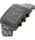 Armani Exchange Men's AX2222 Black Stainless-Steel Quartz Watch - Side Image Swatch