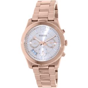 Fossil Women's Perfect Boyfriend ES3885 Rose Gold Stainless-Steel Quartz Watch