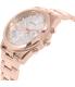 Fossil Women's Perfect Boyfriend ES3885 Rose Gold Stainless-Steel Quartz Watch - Side Image Swatch