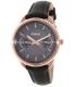 Fossil Women's Tailor ES3913 Grey Leather Quartz Watch - Main Image Swatch
