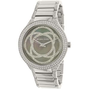 Michael Kors Women's Kerry MK3480 Silver Stainless-Steel Quartz Watch