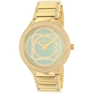 Michael Kors Women's Kerry MK3481 Gold Stainless-Steel Quartz Watch