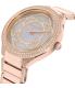 Michael Kors Women's Kerry MK3482 Rose Gold Stainless-Steel Quartz Watch - Side Image Swatch