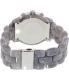 Michael Kors Women's Audrina MK6310 Grey Plastic Quartz Watch - Back Image Swatch