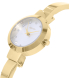 Dkny Women's Stanhope NY2410 Gold Stainless-Steel Quartz Watch - Side Image Swatch