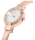 Dkny Women's Stanhope NY2411 Rose Gold Stainless-Steel Quartz Watch - Side Image Swatch