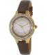 Dkny Women's Chambers NY2432 Grey Leather Quartz Watch - Main Image Swatch
