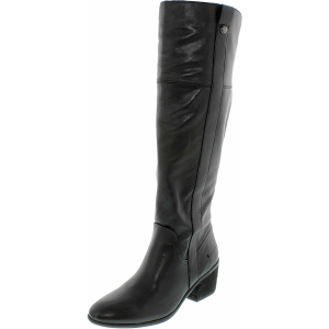 Vince Camuto Women's Mordona Leather Knee-High Leather Boot