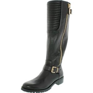 Vince Camuto Women's Jamina Leather Knee-High Leather Boot