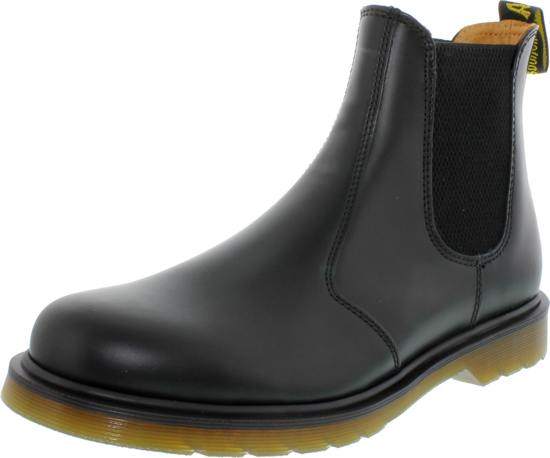 dr martens men 39 s 2976 chelsea ankle high leather boot ebay. Black Bedroom Furniture Sets. Home Design Ideas