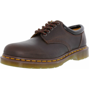 Dr. Martens Men's 8053 Lace-Up Ankle-High Leather Oxford Shoe
