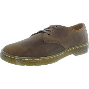 Dr. Martens Men's Coronado Ankle-High Leather Oxford Shoe