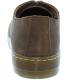 Dr. Martens Men's Coronado Ankle-High Leather Oxford Shoe - Back Image Swatch