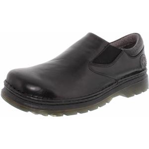 Dr. Martens Men's Orson Ankle-High Synthetic Loafer