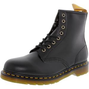 Dr. Martens Men's Vegan 1460 8-Eye Ankle-High Synthetic Boot
