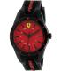 Ferrari Men's Scuderia 0830248 Black Silicone Quartz Watch - Main Image Swatch