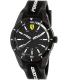 Ferrari Men's Scuderia 0830249 Black Silicone Quartz Watch - Main Image Swatch