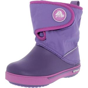 Crocs Girl's Kids Crocband Ii.5 Gust G Mid-Calf Rubber Boot