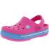 Crocs Girl's Kids Crocband Ii.5 G Ankle-High Rubber Flat Shoe - Main Image Swatch