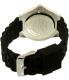 Invicta Women's Angel 18787 Black Silicone Quartz Watch - Back Image Swatch