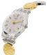 Swatch Women's Originals LK348G Silver Stainless-Steel Quartz Watch - Side Image Swatch