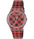 Swatch Women's Originals SUOB124 Multi Rubber Quartz Watch - Main Image Swatch