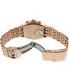 Swatch Men's Irony YCG412G Rose Gold Stainless-Steel Quartz Watch - Back Image Swatch