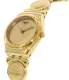 Swatch Women's Irony YSG141G Gold Stainless-Steel Quartz Watch - Side Image Swatch