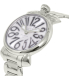 Gaga Milano Women's 6020.2 Silver Stainless-Steel Swiss Quartz Watch - Side Image Swatch