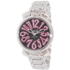 Gaga Milano Women's 6020.3 Silver Stainless-Steel Swiss Quartz Watch