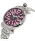 Gaga Milano Women's 6020.3 Silver Stainless-Steel Swiss Quartz Watch - Side Image Swatch