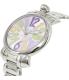 Gaga Milano Women's 6020.5 Silver Stainless-Steel Swiss Quartz Watch - Side Image Swatch