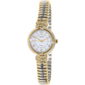 Timex Women's Main Street TW2P61200 Gold Stainless-Steel Quartz Watch