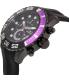 Invicta Men's Pro Diver 19250 Black Rubber Quartz Watch - Side Image Swatch