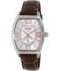 Casio Men's MTPE114L-5A Brown Leather Quartz Watch - Main Image Swatch
