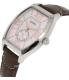 Casio Men's MTPE114L-5A Brown Leather Quartz Watch - Side Image Swatch