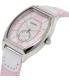 Casio Women's LTPE114L-4A1 Pink Leather Quartz Watch - Side Image Swatch