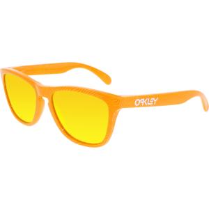 Oakley Men's Frogskins OO9013-53 Orange Square Sunglasses