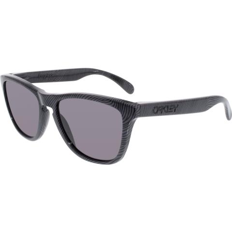 Oakley Men's Frogskins OO9013-56 Grey Square Sunglasses