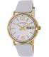 Marc by Marc Jacobs Women's Fergus MBM8653 White Leather Quartz Watch - Main Image Swatch