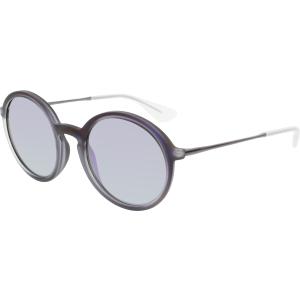 Ray-Ban Women's  RB4222-61684V-50 Purple Round Sunglasses