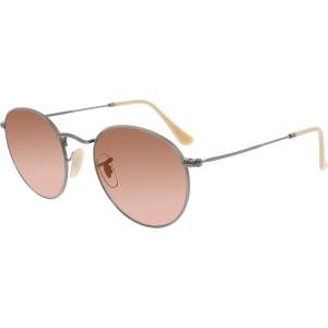Ray-Ban Women's  RB3447-167/2K-50 Bronze Round Sunglasses