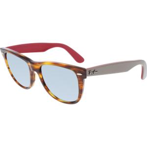 Ray-Ban Men's Original Wayfarer RB2140-117830-54 Brown Square Sunglasses